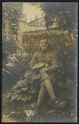 Foto-AK Portrait Infanterie Regiment Nr. 98 Soldat