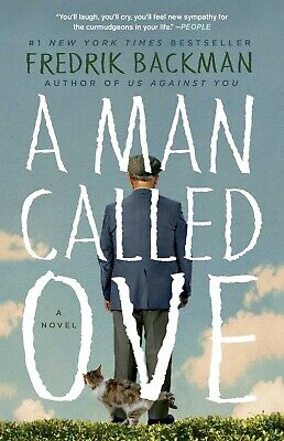 a man called ove by Fredrik Backman  [ PDF, MOBI , Epub ]⭐