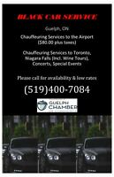 Call Black Car Service for great service and low prices.
