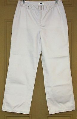 Old Navy Ladies Casual Pants ~ Beige ~ Size 6 for sale  Shipping to India