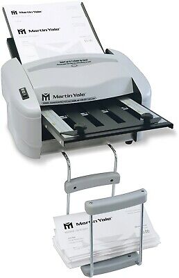 Martin Yale P7200 Rapid Fold Automatic Desktop Folder Automatic Paper Folding