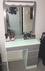 Make up vanities!