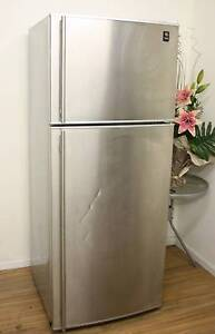 380L GE Fridge Freezer, delivery from $40 Melbourne CBD Melbourne City Preview