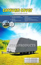Caravan Cover 4-Layer Polypropylene - 4 Sizes 14FT to 22FT NEW Malaga Swan Area Preview