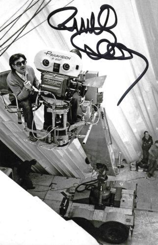 Richard Donner signed/auto The Goonies Superman Legend Director Rare COA LOOK!