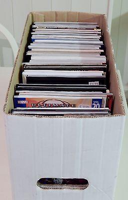 Job Lot/ Bundle/ Collection/ Wholesale - 50 GRAPHIC NOVELS - Marvel, DC etc