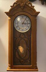Boston Clock Company Westminster Chime Regulator Clock