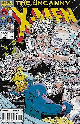 The Uncanny X-Men (Vol.1) No.306 / 1993 Scott Lobdell & John Romita Jr.