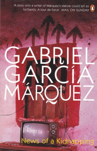 News of a Kidnapping by Gabriel Garcia Marquez, Book, New (Paperback)