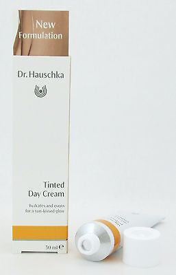 Dr. Hauschka Tinted Day Cream 1 oz/ 30 ml NIB New Formulation (sku:18515)