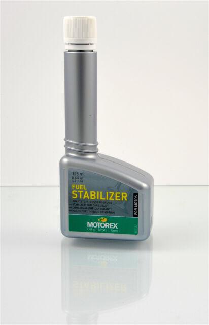 Motorex Fuel Stabilizer 0,125l, Kraftstoffzusatz zur Überwinterung +++NEU+++