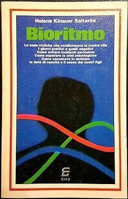 Helene Kinauer Saltarini, Bioritmo, Ed. SIAD, 1979