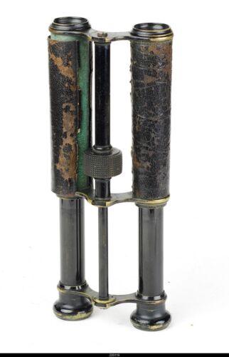 Old Brass  Binocular  without name