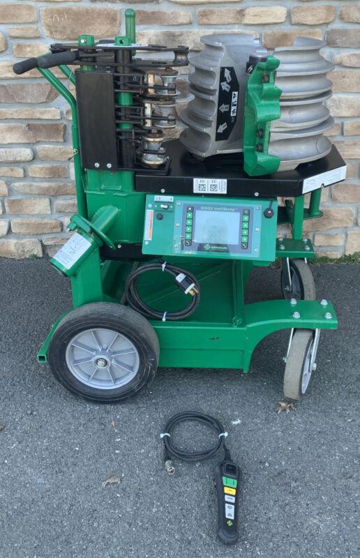 "Greenlee 855GX Programmable Conduit Bender 1/2""-2"" Rigid IMC EMT GREAT SHAPE #1"