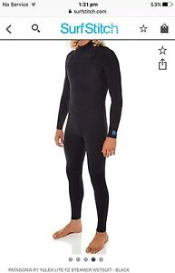 Patagonia Men's sz MT Steamer Wetsuit Margaret River Margaret River Area Preview