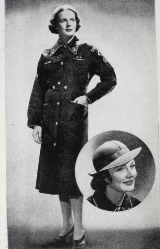 Cub Scouts orig 1943 Den Mother