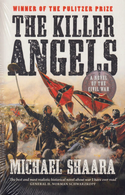 The Killer Angels by Michael Shaara BRAND NEW BOOK (Paperback, 2013)