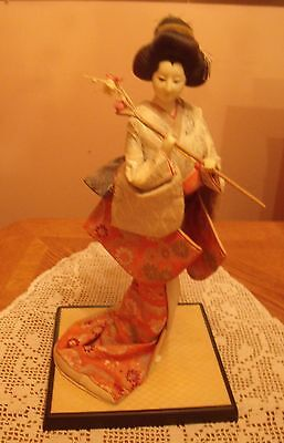 Rare Antique Asian Doll