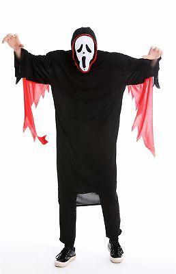 Costume Hommes Femmes Unisexe Halloween Esprit Fantôme un Tueur en Série par M - Esprit Halloween Costumes