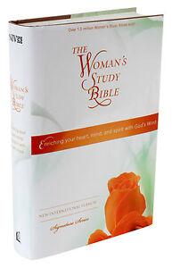The Woman's Study Bible – New International Version (NIV) (Christianity)