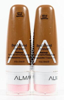 2 Almay Best Blend Forever Makeup SPF 40 1 fl oz #200 (Almay Best Blend Forever Makeup)