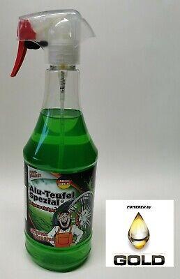 Felgenteufel grün Aluteufel Spezial Felgenreiniger Felgenspezial Grün 1 Liter