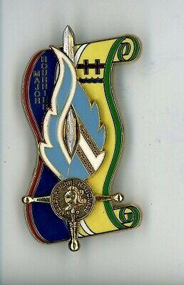 Promotion Gendarmerie Major HOURRIER medaille militaire GN 0071