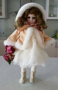 Porcelain Dolls - variety of styles & sizes - mint condition Palmyra Melville Area Preview