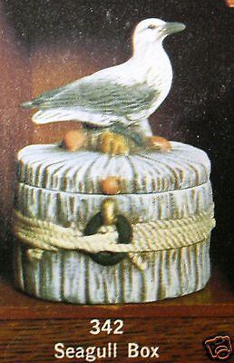 Керамика под покраску Ceramic Bisque Seagull