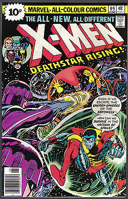 THE X-MEN ISSUE NUMBER 99 PRODUCED BY MARVEL COMICS