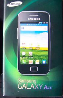 Samsung Galaxy Ace Mobile Phone - EUC Flinders Shellharbour Area Preview
