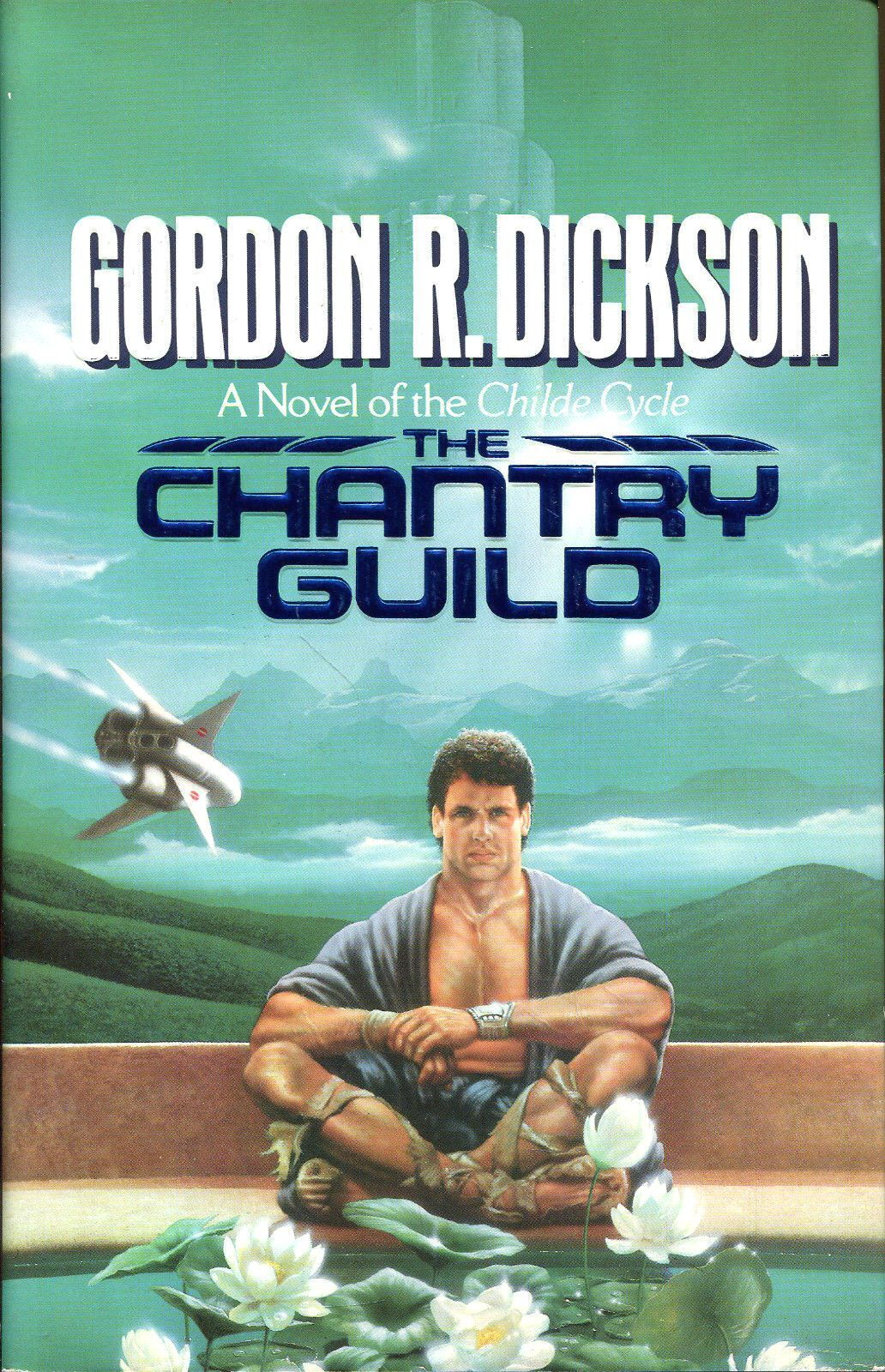 Details about GORDON DICKSON THE CHANTRY GUILD HARDCOVER OCT 1988 1ST  EDITION NF/FINE RARE OOP