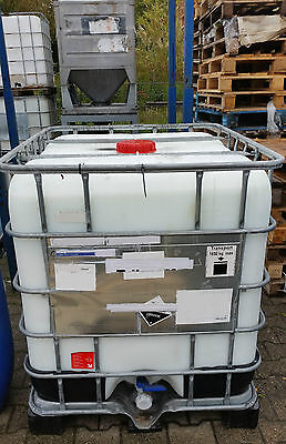 Regenwassertank Wassertank IBC Container 1000 l