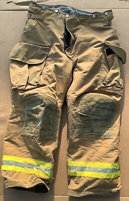 Lion Janesville Turnout Bunker Pants Fire Fighting Firefighter Gear 42r