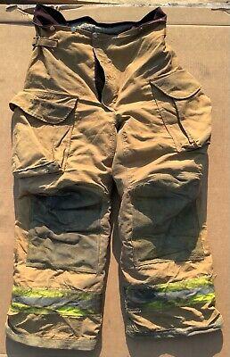 Lion Turnout Bunker Pants Fire Fighting Firefighter Gear 36r