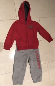 Roots Toddler Hoody & Sweatpants