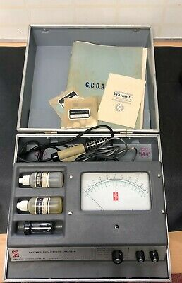 Precision Scientific Company Galvanic Cell Oxygen Analyzer