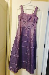 Size 10 long dress