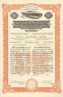 East Canada Power And Pulp Company, Certificado De 5 Acciones, Murray Bay, 1910 -  - ebay.es