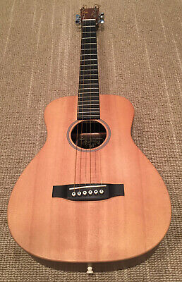 Martin LX1 Little Martin 6 String Acoustic Guitar with soft gig bag