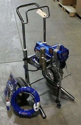 Graco 390 Pc Pro Connect Hiboy - Electric Airless Sprayer 17c313