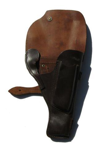 Soviet brown leather Tokarev holster