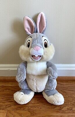"Disney Parks Disney Babies Thumper Bunny From Bambi 13"" Plush Soft Stuffed Toy"