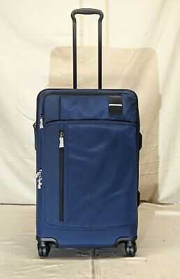 NEW TUMI MERGE BLUE 4 WHEELED SPINNER SHORT TRIP EXP PACKING CASE STYLE 2228664