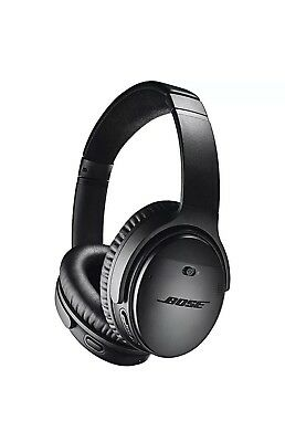 BOSE QUIETCOMFORT QC 35 II 2 WIRELESS NOISE CANCELLING HEADPHONES BLACK 🎧📱💻