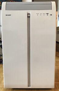 Air climatisé portatif  et deshumidificateur SHARP 9500 btu
