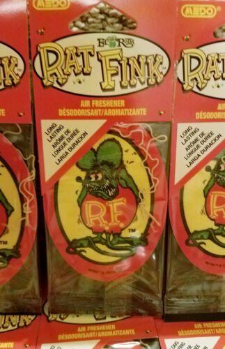 Ed Big Daddy Roth Rat Fink Monster Air Freshener MINT UNUSED 2001
