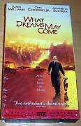 What Dreams May Come VHS