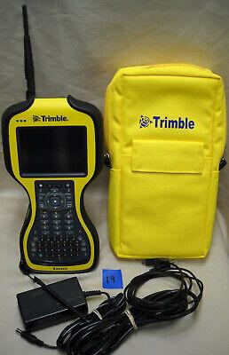 Trimble Ranger 3 With Survey Pro 6.1 2.4 Ghz Radio Extremely Nice