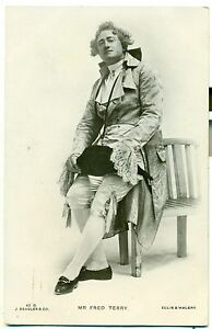 POSTCARD-ACTORS-Mr-Fred-Terry